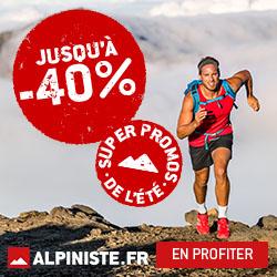 Équipement pour l'escalade, l'alpinisme et le plein air - Boutique en ligne Alpiniste.fr