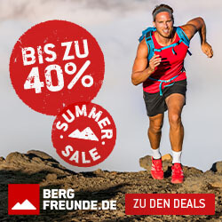 Bergfreunde staat voor klimmen, bergsport en outdoor