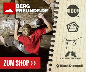 Boulder-Ausrüstung bei Bergfreunde.de