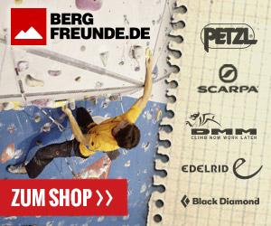 Kletterausrüstung bei Bergfreunde.de