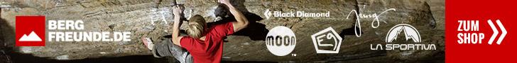 Bouldern mit Bergfreunde.de