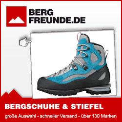 Bergschuhe kaufen bei Bergfreunde.de