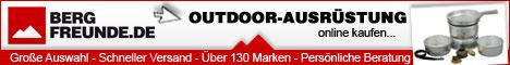 Outdoor-Ausrüstung kaufen bei Bergfreunde.de